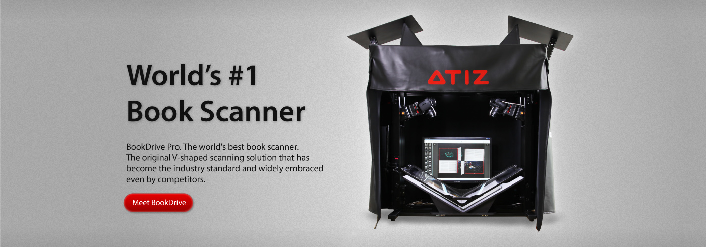 World's #1 Book Scanner